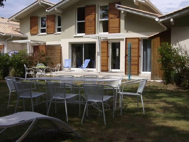 Maison 4 chambres, à 5' des plages - Capbreton - Ev