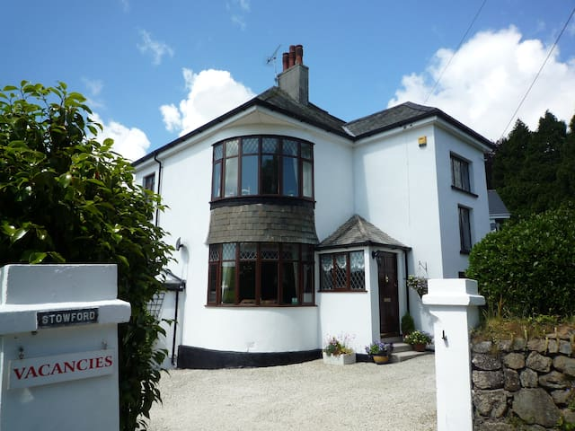 Stowford Guest House B&B Rooms 1/2 - Saint Austell - Bed & Breakfast