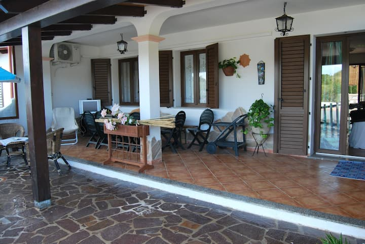 Villa Madau