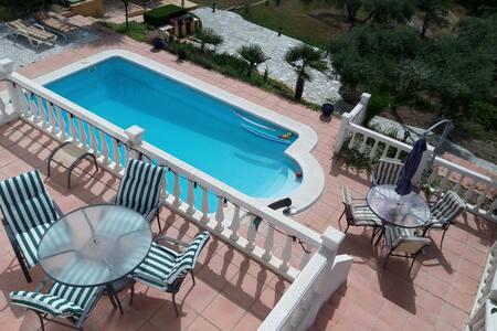 120€ per night per double bedroom - Alcalá la Real