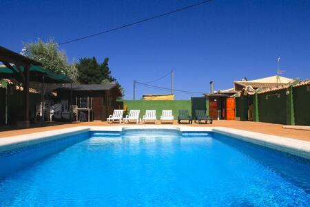 Gran casa con piscina privada - catral - Rumah
