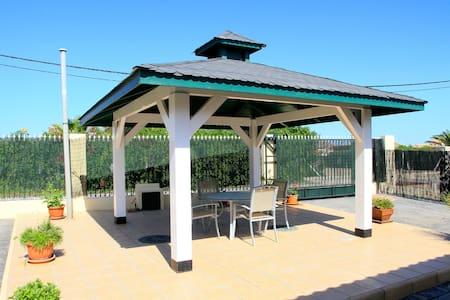 Gran casa con piscina privada - catral