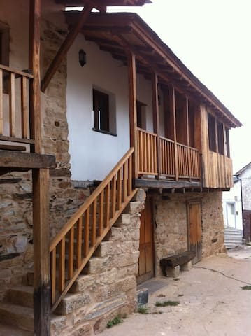 Casa de Severino - Rubiá