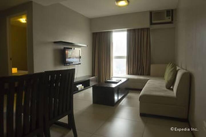 Hotel Managed Furnished 2BR Condo - Pasig - Selveierleilighet