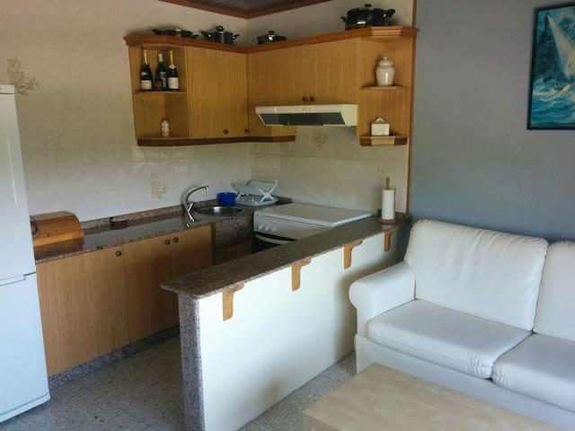 Apartment Portico