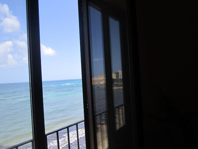 """azzurro mare"" apartment - Trapani - Apartment"