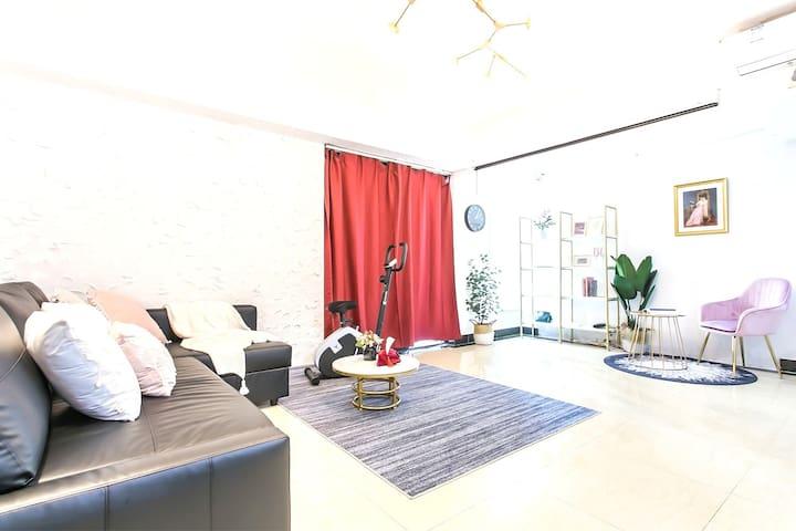 觅家·誓言   大两室两厅 三床 80平 双地铁轻奢住宅