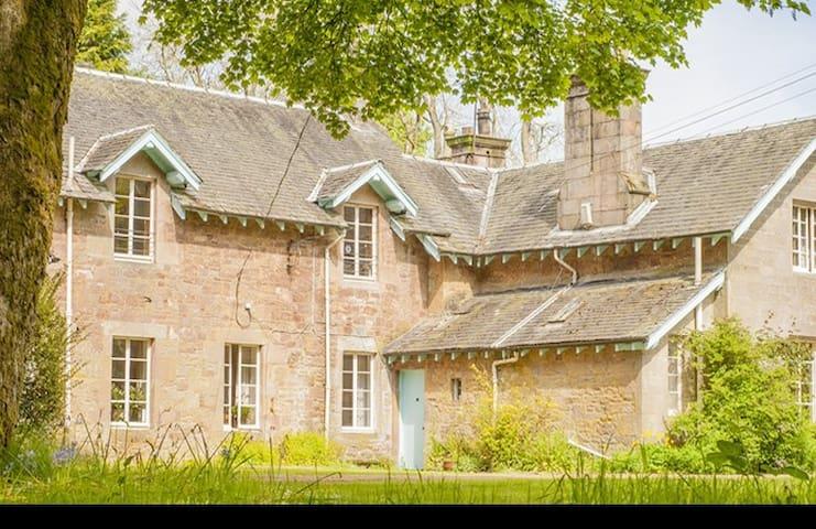 Wing of Crosswoodhill - 405537 - West Calder - Huis