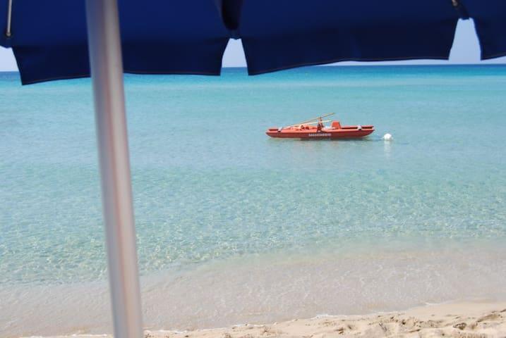 Punta Prosciutto Casette direttamente sul mare - Punta Prosciutto - Appartamento