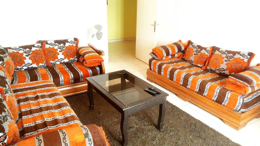 Flat apartment city center Agadir - Agadir - Apartment
