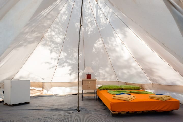 Canvas Bell Tent