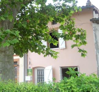 Maison de village au calme ,nature. - Aignes