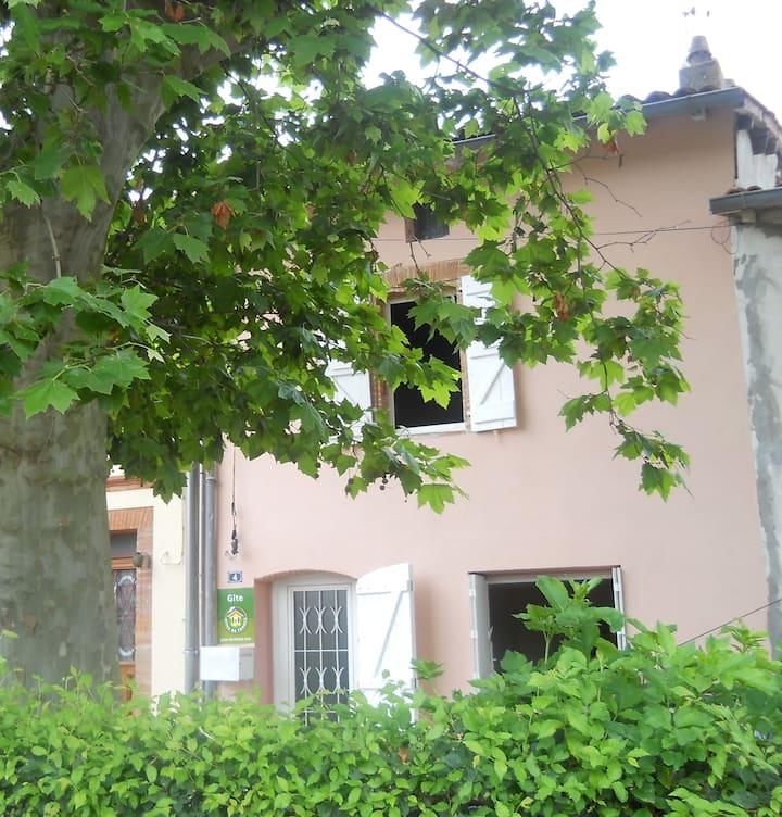Maison de village au calme : un séjour nature.