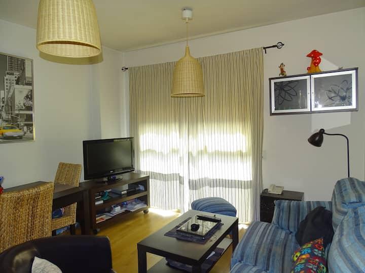 Apartamento elegante y luminoso