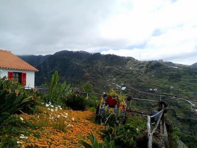 Casas Tipicas Candelaria - Ribeira Brava - Huis