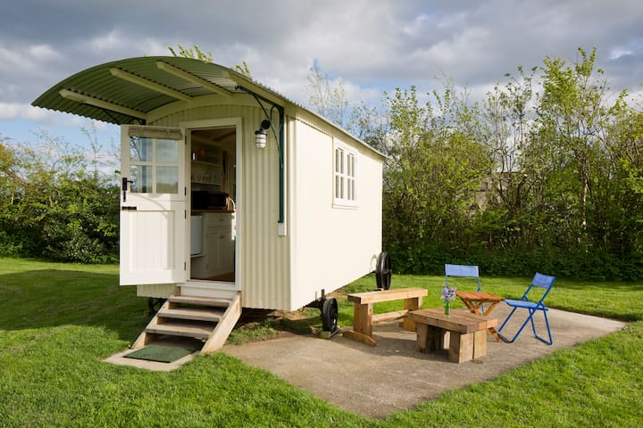 Mill Farm Shepherds Hut  - Skipsea - Pondok