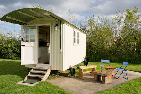 Mill Farm Shepherds Hut  - Skipsea - Hut