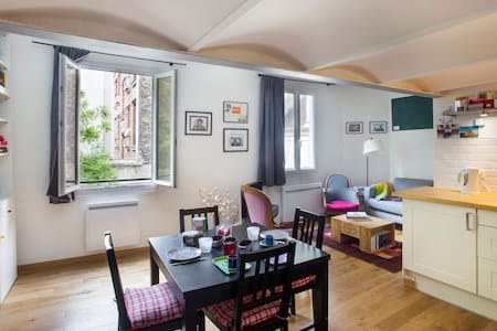 Lovely & quiet flat Quartier Latin