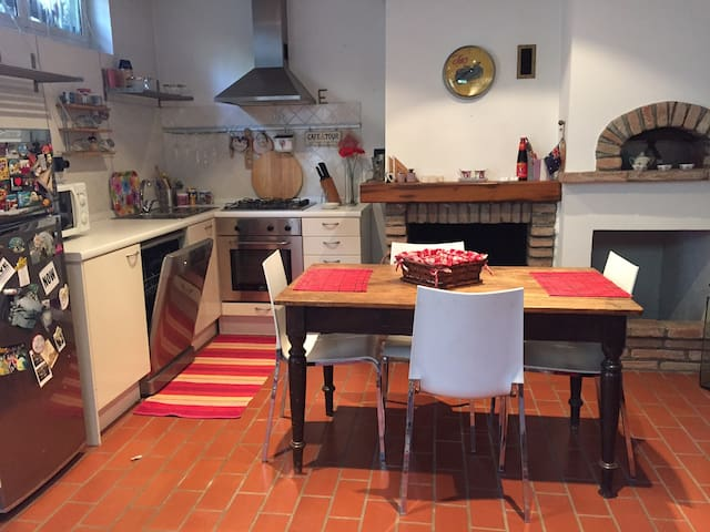 Friendly & nice apartment - Bologna - Flat