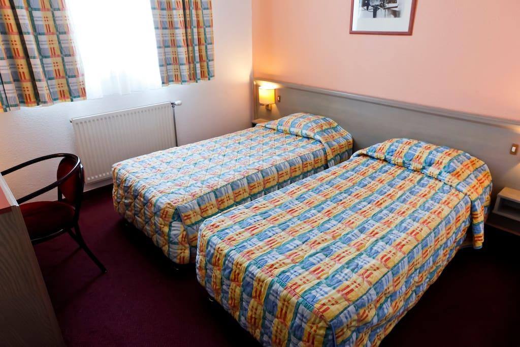 Chambre double chambres d 39 h tes louer lyon rh ne for Chambre d hote lyon