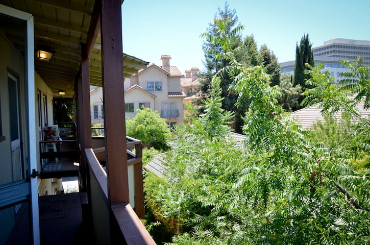 1BR/1BA Downtown Mtn. View—No. 4 - Mountain View - Daire