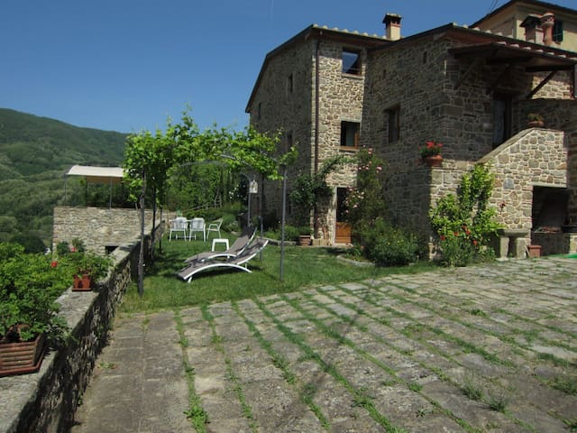 ULIVETO on hills: visit all Tuscany - Pistoia - Apartment