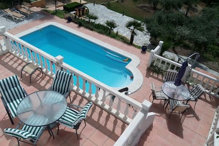 Rural property with pool and views - Alcalá la Real