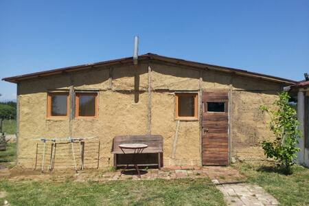 casa de paja - Cabin