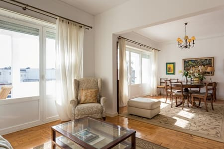 Carcavelos Holiday Beach Apartment - Lejlighed