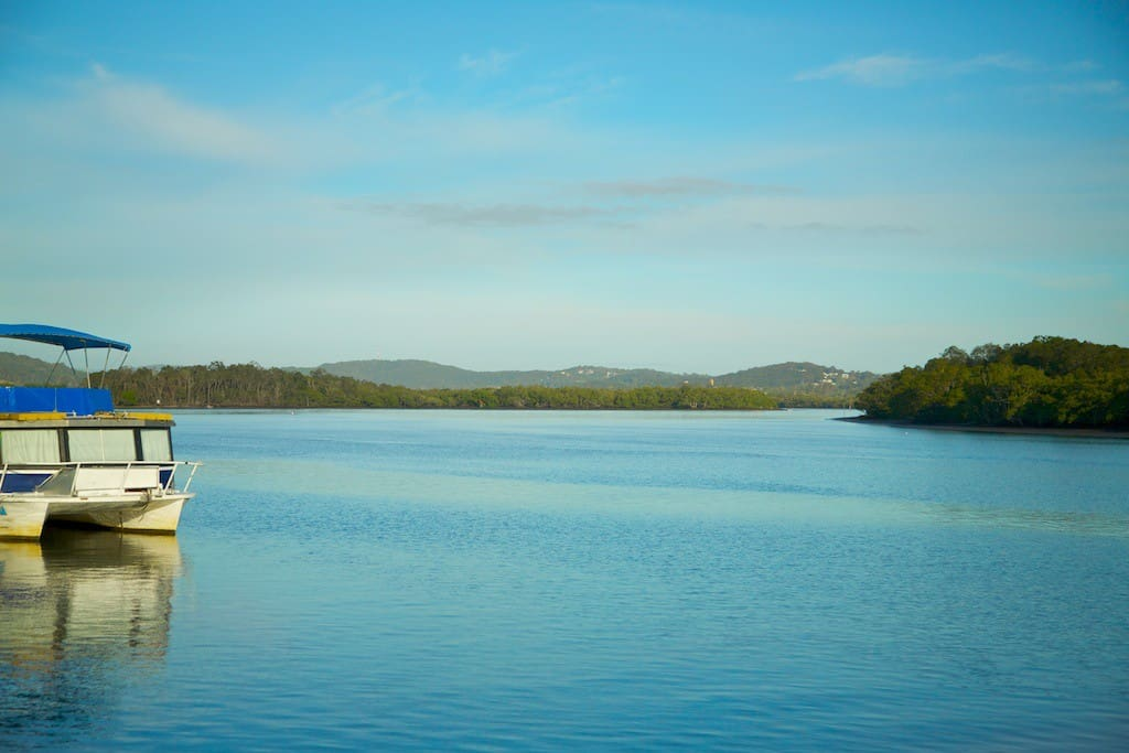 Gorgeous Maroochy river 2 minutes walk