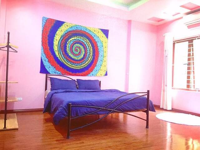 Colourful Bedroom 2