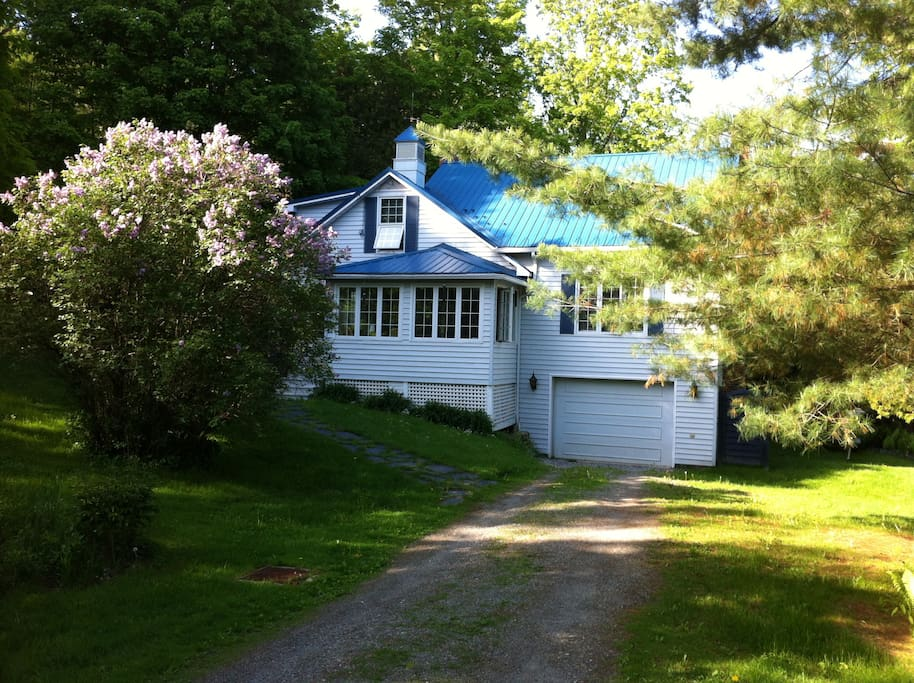 Nice country house in north hatley casas en alquiler en for Nice houses in canada
