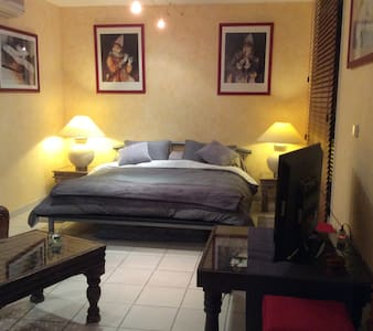 Studio tout confort + WIFI + parking - Angers
