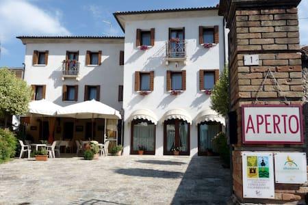 Nel cuore del Prosecco - Farra di Soligo - ที่พักพร้อมอาหารเช้า