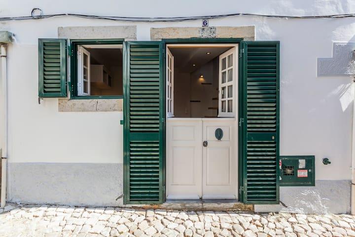 Historical Cascais Villa for 2 - Cascais - Haus