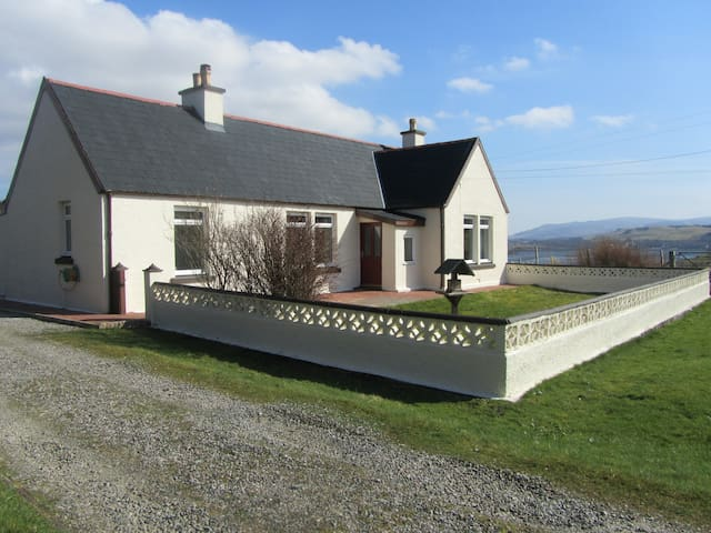 Taigh Sheumais, Self Catering, - Isle of Skye - Haus