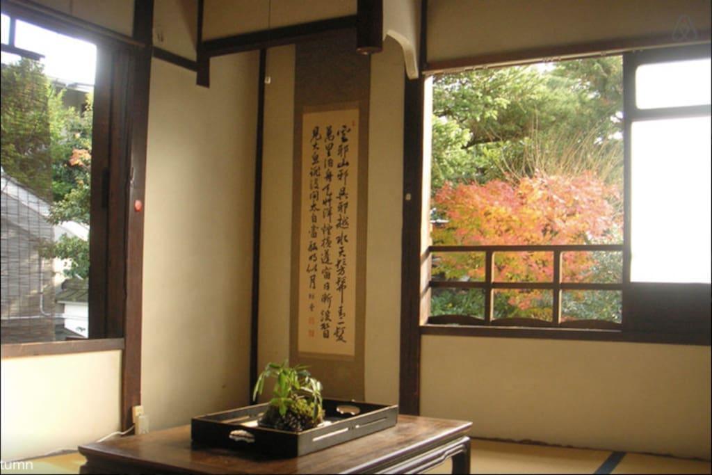 Room A. Autumn