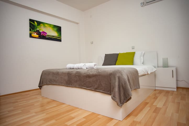 Vila Vanila Double room with 1 queen bed