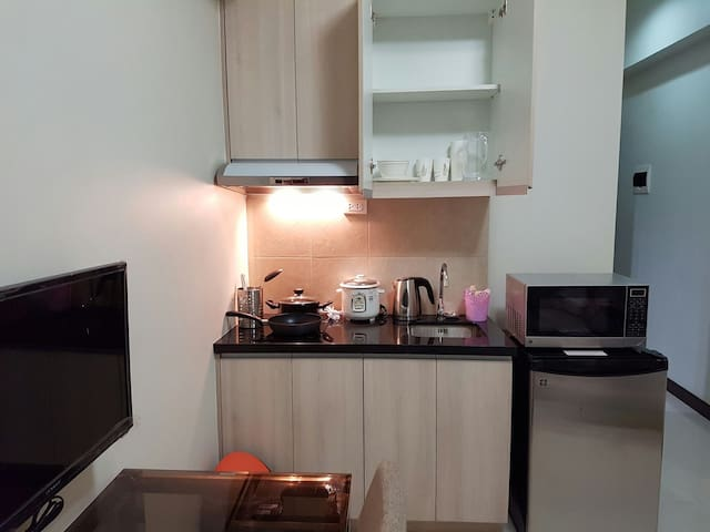 Comfy place and superb amenities - Manila - Huoneisto