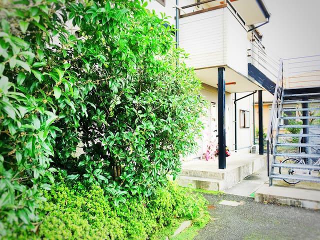 福岡柳川3LDKのアパート 無料wifi  家具家電付き アメニティ充実 - Yanagawa-shi - Lägenhet