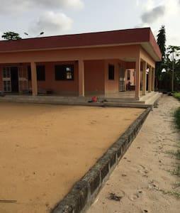 Superbe villa campagnarde à quelques km d'Abidjan. - Bonoua