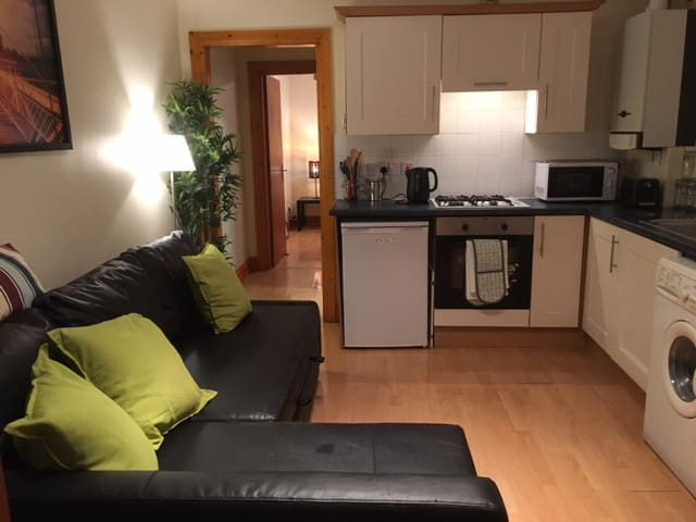 Cosy 1 Bedroom Apt in bustling Lisburn Rd area - Белфаст - Квартира
