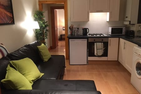 Cosy 1 Bedroom Apt in bustling Lisburn Rd area - Belfast - Appartement