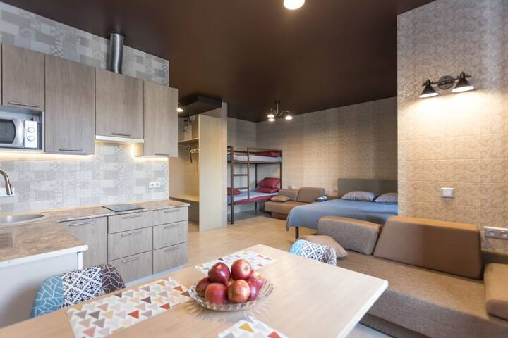 Апартаменты в ЖК Царская площадь