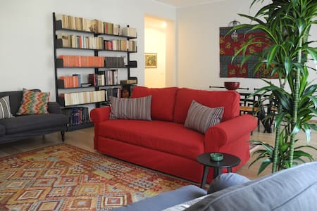 Elegant wide apartment in the heart of Brera - Mailand - Wohnung