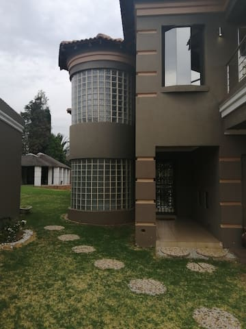Ebuhleni is a beautiful home far away from home.