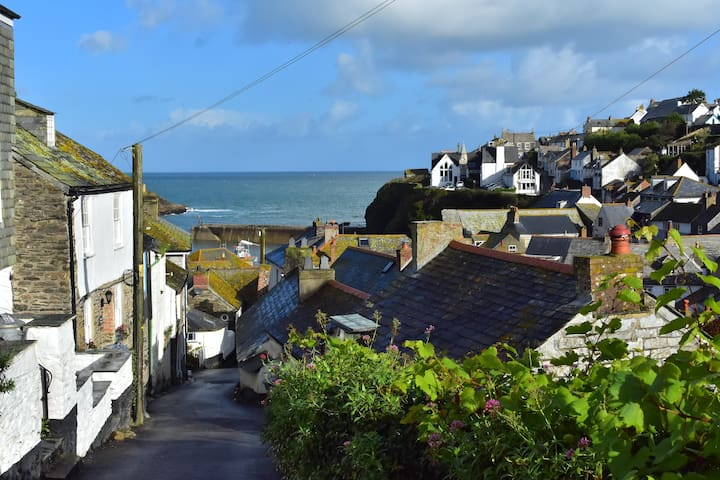 Salty sea air get away for 2 - Port Isaac - Lejlighed
