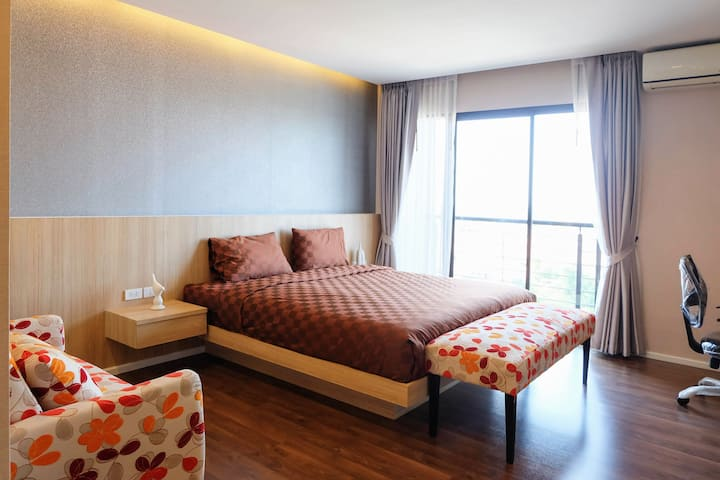 Kanyarat Condominium By Wilai Type D