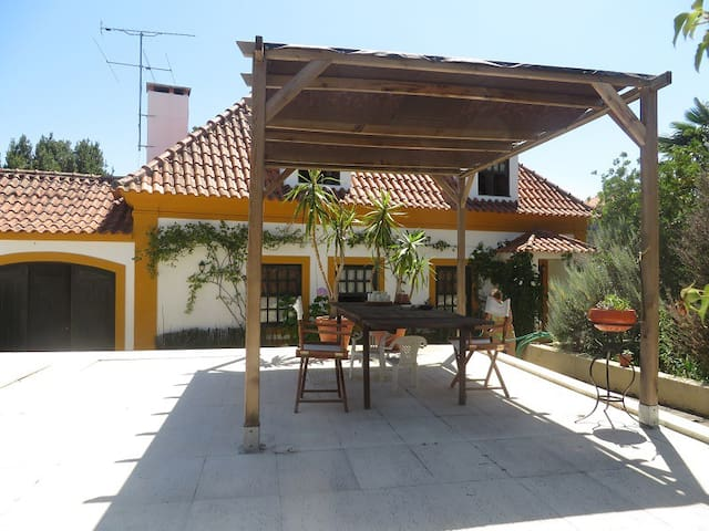 Casa de Baixo - Alquerubim - House