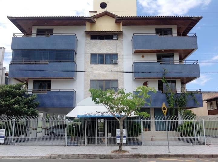 Residencial Baleia Franca- Quarto duplo